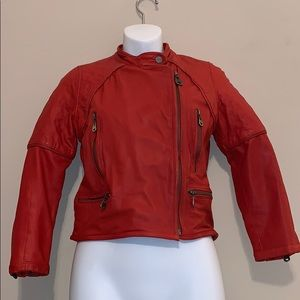 DOMA leather jacket size - XS